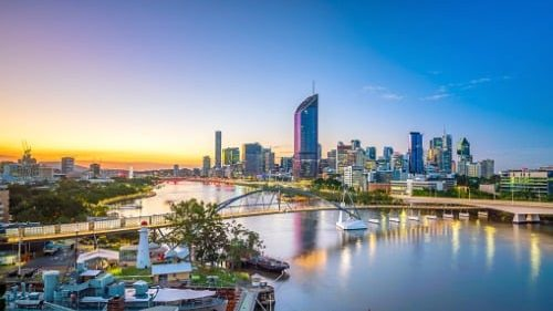 Brisbane breaks record for low vacancy rates, while Melbourne rate doubles in a year